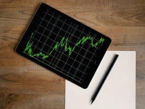 テンバガーの株価