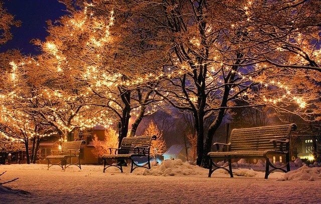 クリスマスと配当生活