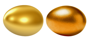 金のタマゴ=配当金