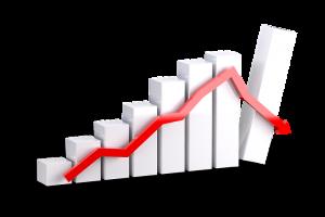 株式市場の暴落
